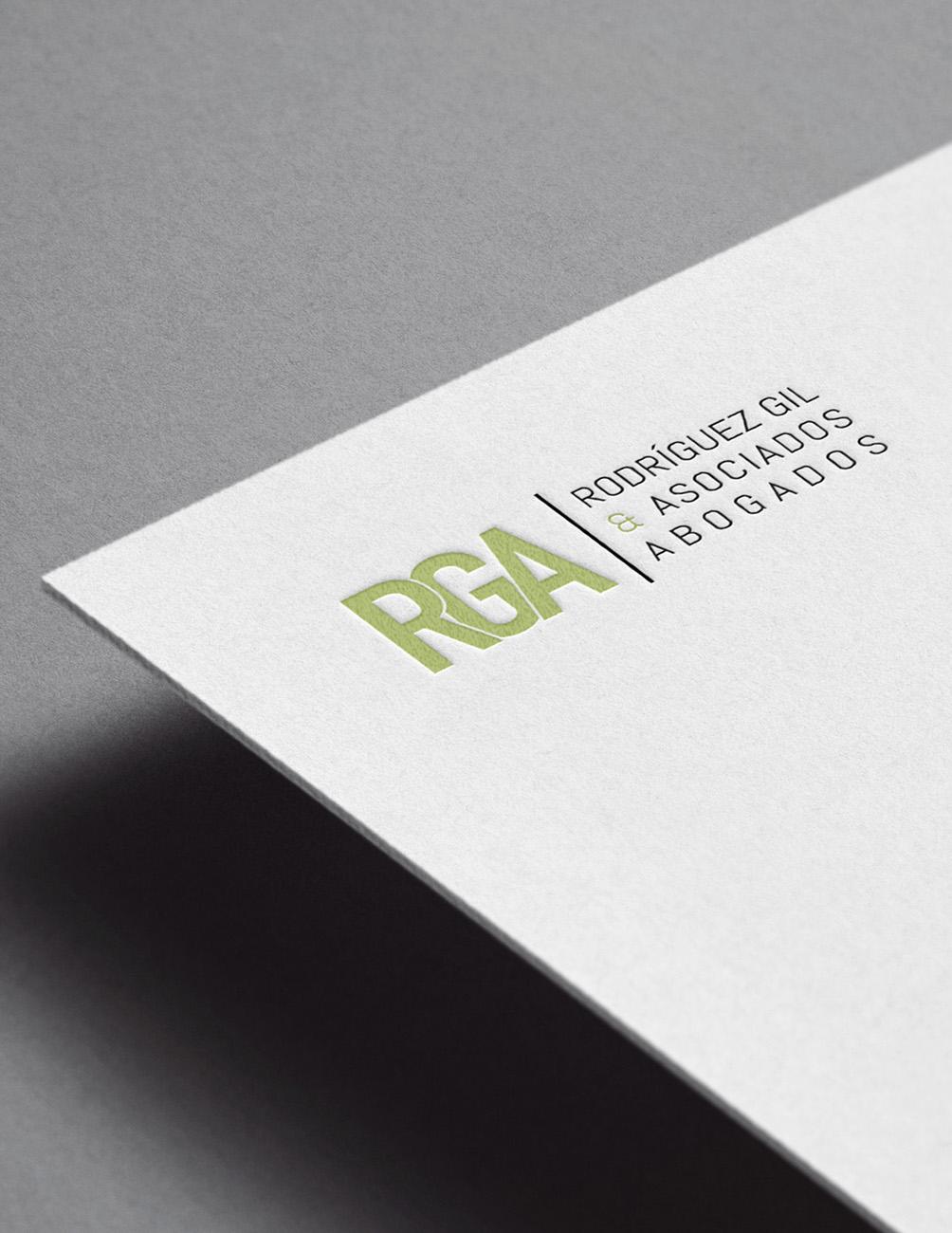 Tarjeta RG Abogados Asociados